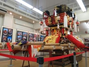 第3回「琴平の祭り 獅子舞・ちょうさ太鼓台 写真展」 ※ACTことひらにて
