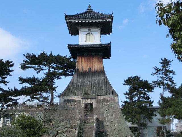 琴平おススメスポット②日本一高い木造灯籠「高灯籠」