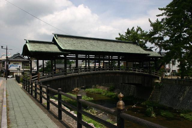 琴平観光スポット①「鞘橋」