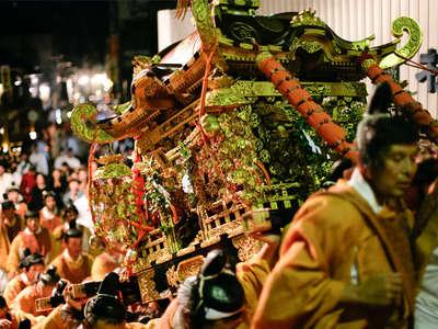明日から3日間 金刀比羅宮の1年で重要なお祭り「例大祭」